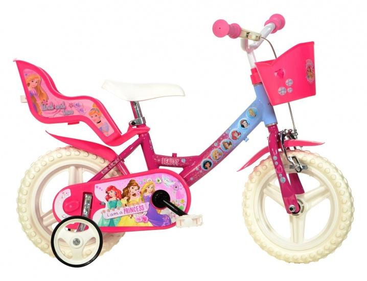 Dino 124RL PSS Princess 12 Inch Meisjes V Brake Roze