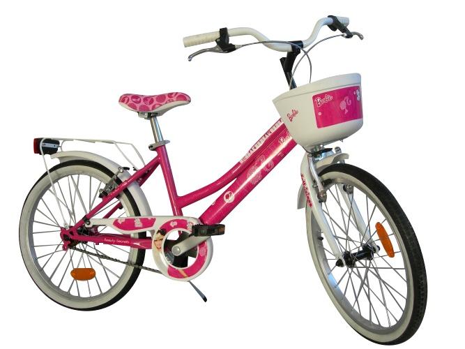 Dino - 206r-ba Barbie 20 Inch Meisjes V-brake Roze