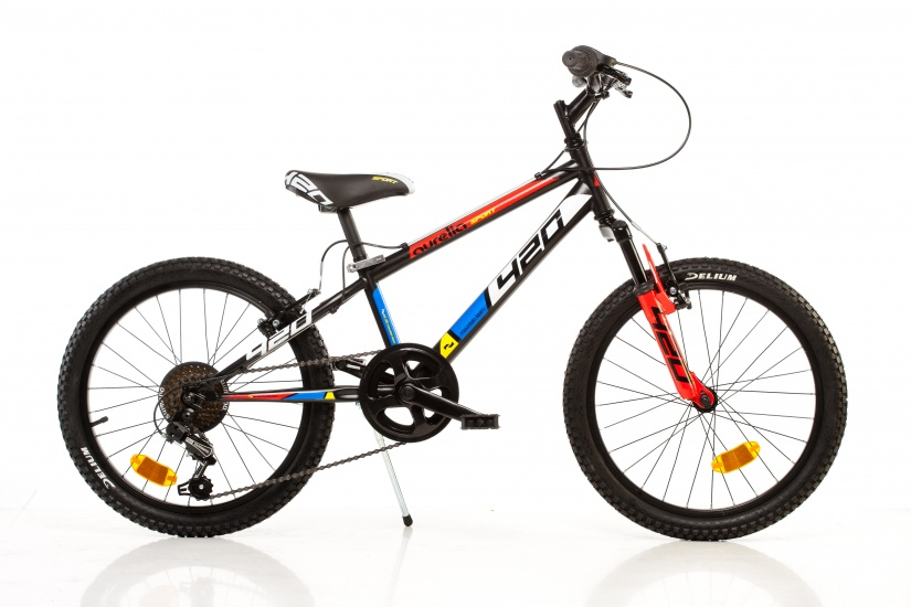 Aurelia 420US 0406 20 Inch 27 cm Jongens 6V V Brake Zwart