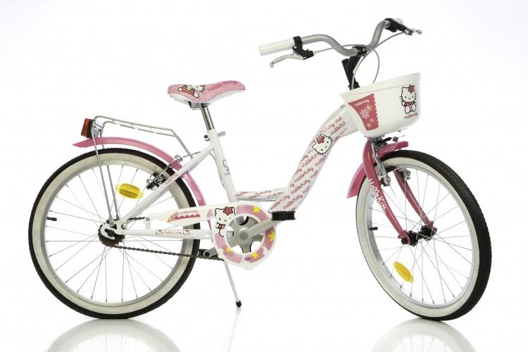 Dino - 204r Hello Kitty 20 Inch Meisjes V-brake Roze
