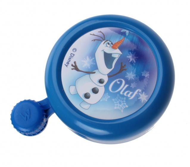 Disney fietsbel Frozen 50 mm Olaf blauw
