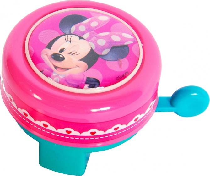 Disney fietsbel Minnie Mouse roze 54 mm