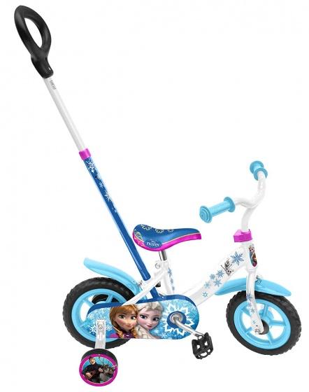 Disney Frozen 10 Inch 18 cm Meisjes Doortrapper Wit/Blauw