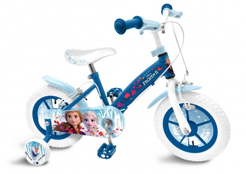 Disney Frozen 2 12 Inch 21,5 cm Meisjes Knijprem Blauw/Wit