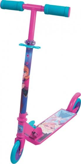 Disney Frozen Scooter Meisjes Voetrem Roze