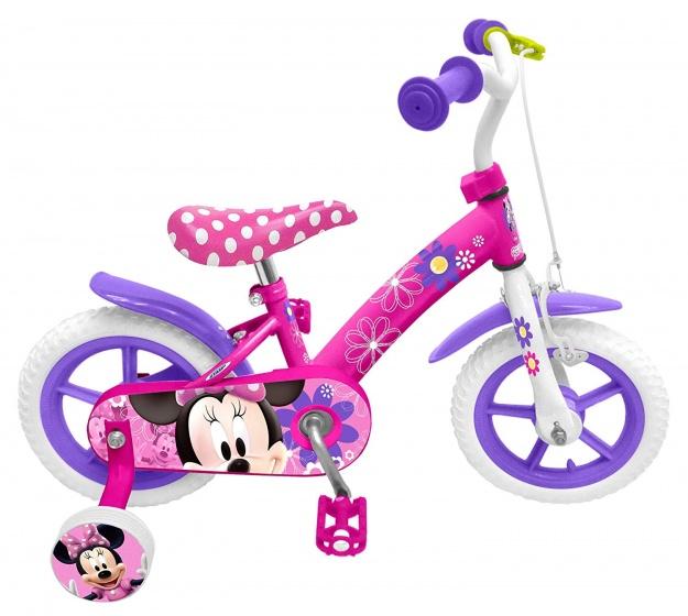 Disney Minnie Mouse 12 Inch 21,5 cm Meisjes Doortrapper Roze