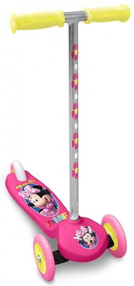 Disney Minnie Mouse 3 wiel kinderstep Meisjes Voetrem Roze