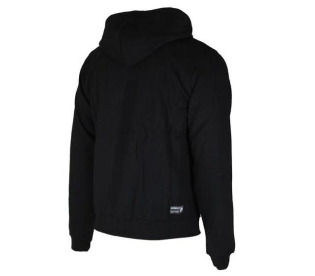 sweater met capuchon heren zwart