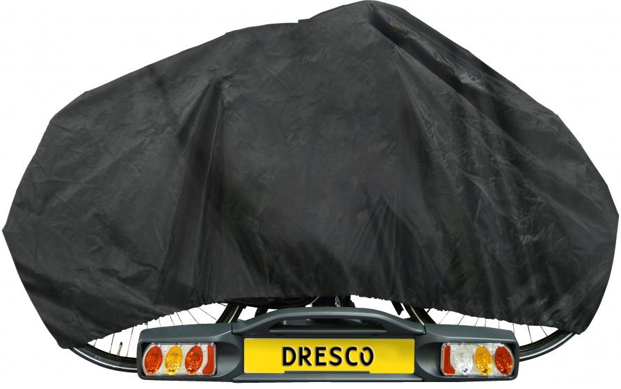 Korting Dresco Fietshoes 200 X 98 Cm Polyester Zwart