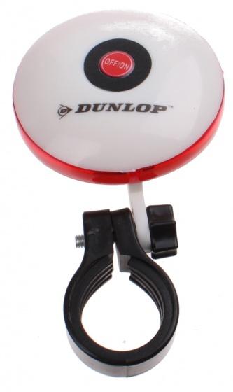 Korting Dunlop Achterlicht Ufo Led Batterij Wit