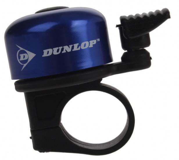 Dunlop Fietsbel Mini 50 mm blauw