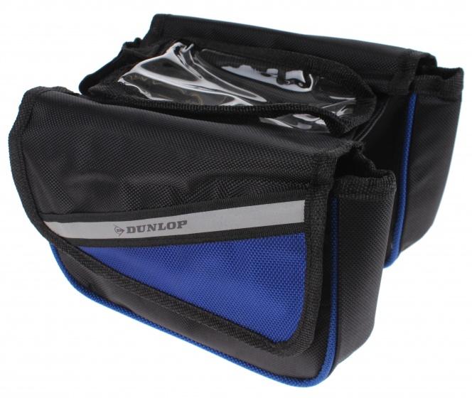 Dunlop frametas 1,5 L zwart