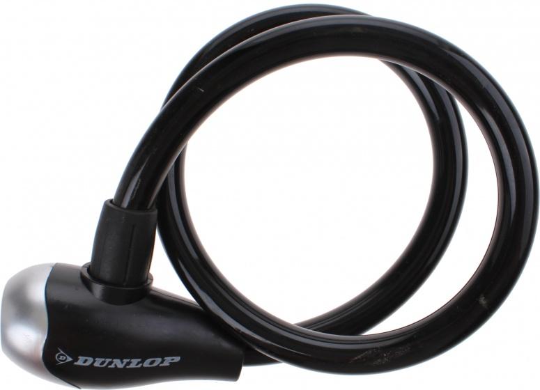 Dunlop spiraalslot PVC 650 x 12 mm zwart