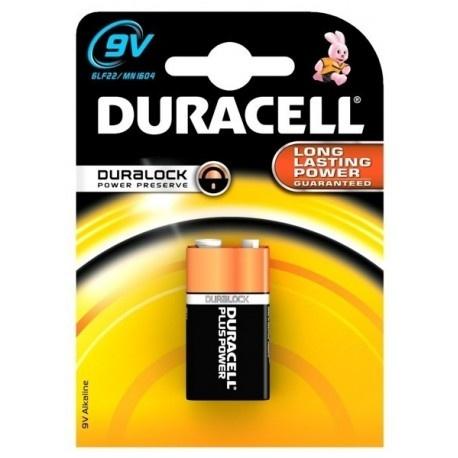 Duracell batterij MN1604 9V per stuk