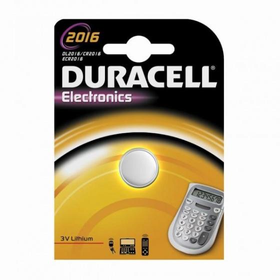 Duracell Knoopcel batterij DL2016 3V