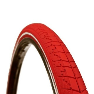 Dutch Perfect Buitenband No Puncture Reflex 28x1 1/2(40 635) rood