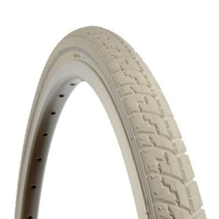Dutch Perfect Buitenband No Puncture 28x1 5/8x1 3/8(37 622) wit