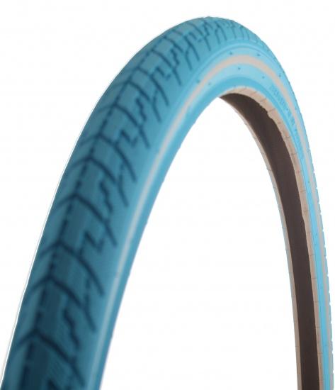 Dutch Perfect Buitenband 28 x 1 5/8 x 1 1/2 (40 622) licht blauw