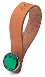 Electra naafpoetsring set leer Green Yewel 23 cm