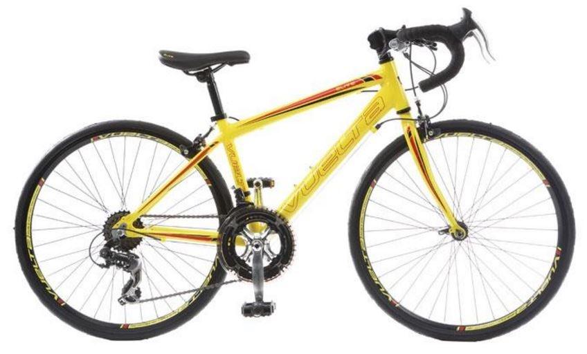 Elite Vuelta 24 Inch 35 cm Junior 14V V Brake Geel