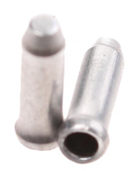 Korting Elvedes Anti rafel Nippel 1,6 Mm Zilver 500 Stuks