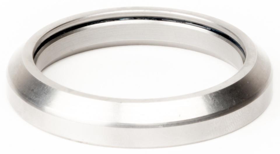 Elvedes balhoofdlager MR122 1 1/8 inch 6,5 mm zilver