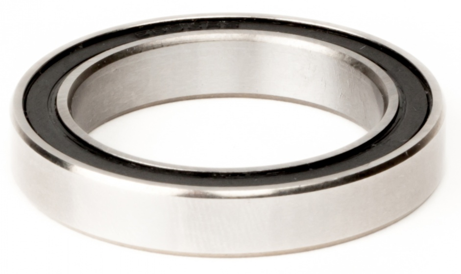 Elvedes kogellager 6804 2RS staal zilver