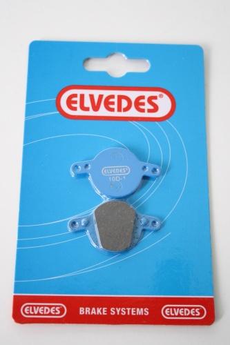 Elvedes Schijfrem Blokset 6857 MAG Clara 2001 Louise FR 2005