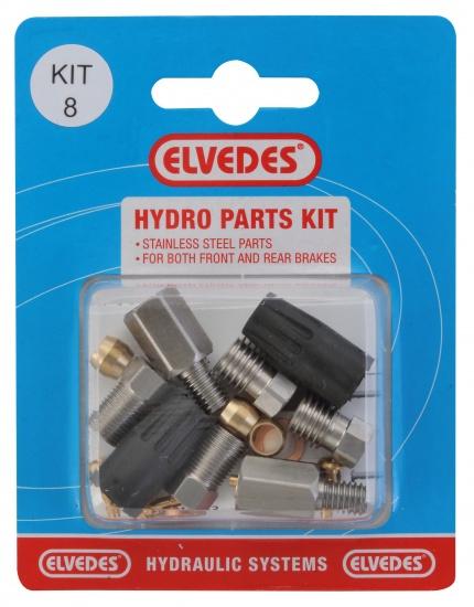 Elvedes schijfrem Hydro Parts Kit 8