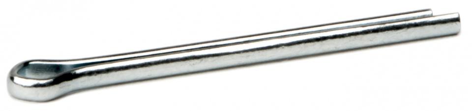 Elvedes splitpen 2017179 zilver 35 mm per 10 stuks