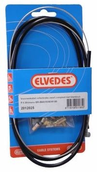 Elvedes Voorremkabel Rollerbrake 2012025