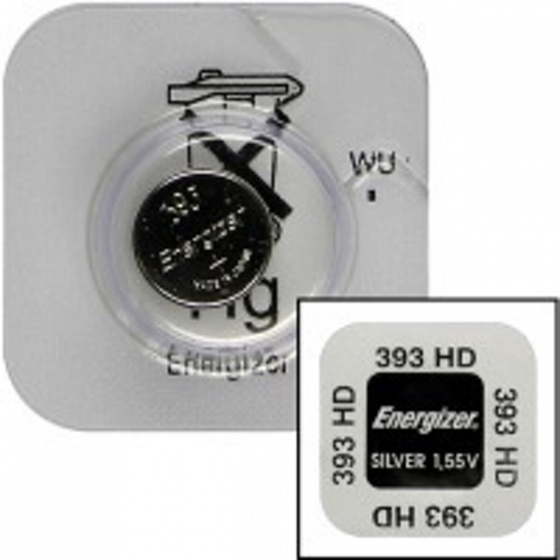 Energizer knoopcelbatterij SR48/SR754 W 1,55V per stuk