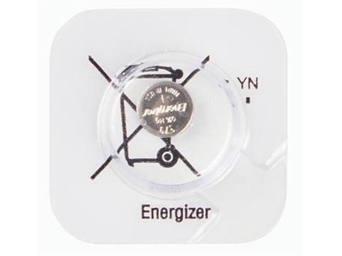 Energizer knoopcelbatterij SR63/SR521 SW 1,55V per stuk