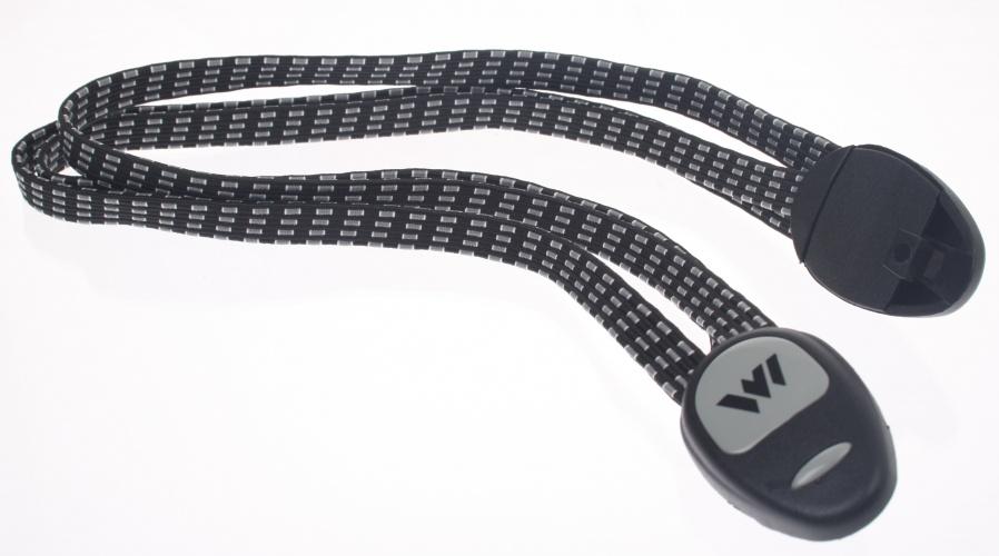Ergotec Snelbinder 3 Voudig Voor RC 204 508 580 mm Zwart