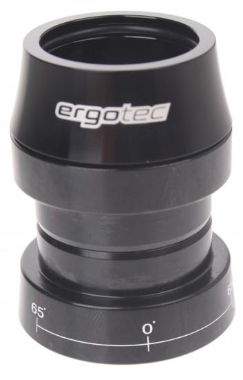 Ergotec Balhoofdstel A118AC ES 1 1/8 Inch 38.9 mm Zwart