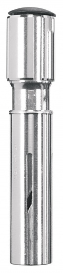 Ergotec Hoogte Adapter Ahead 25,4 / 135 / 28,6 mm Zilver