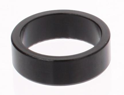 Ergotec Opvulring Balhoofd Aluminium 1 Inch 5mm Zwart
