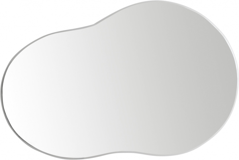 Ergotec reservespiegel voor M 99 glas 121 x 78 mm
