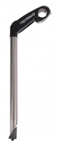 Ergotec Stuurpen Vast Eagle 2 Tube 22,2 / 300 / 25,4 mm Zwart
