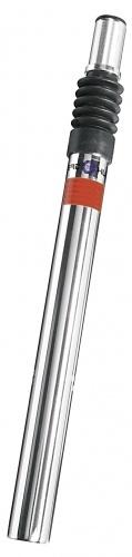 Ergotec Zadelpen verend SP 2.0 25.4 x 300 mm aluminium zilver
