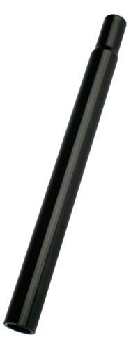 Ergotec Zadelpen vast kaars 25,8 x 400 mm aluminium zwart