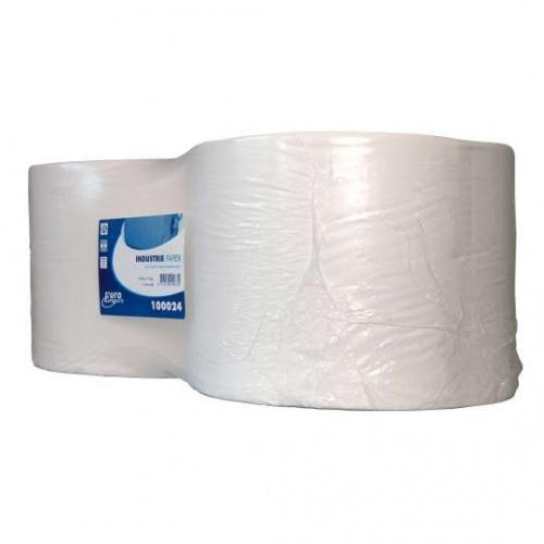 Euro Products Cellulose Industriepapier 380mx24cm 2 Rollen