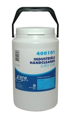 Euro Products Handreiniger Industrieel Euro Star Wit 3 Liter