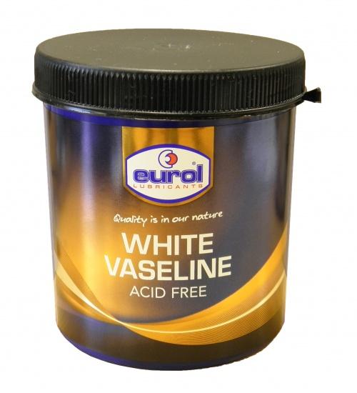 Eurol Vaseline Pot 600 Gram Wit