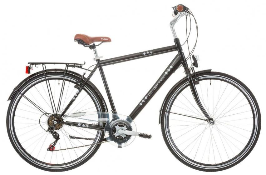 Excel Central Park 28 Inch 53 cm Heren 6V V Brake Zwart