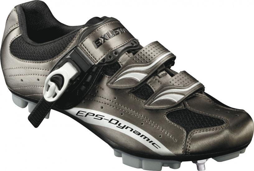 Exustar Fietsschoenen E SM306 MTB Zwart Maat 47