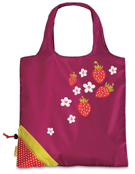 Fabrizio shopper Punta strawberry 3 liter rood