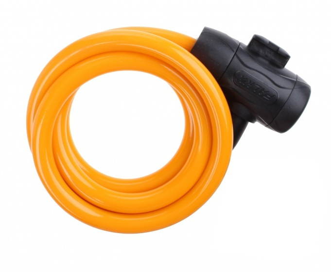 Falkx kabelslot 12 x 1800 mm geel