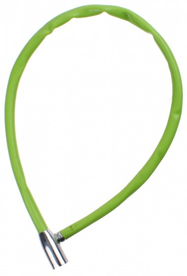 Falkx kabelslot 12 x 650 mm staal/kunststof groen