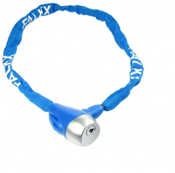 Falkx kabelslot 900 x 15 mm blauw